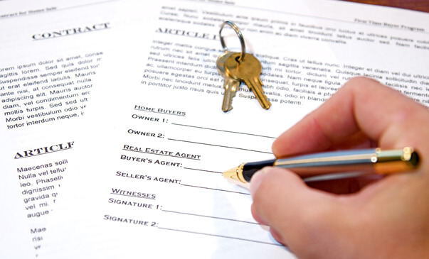 agreement of purchase and sale in Woodbridge, Vaughan & York Region
