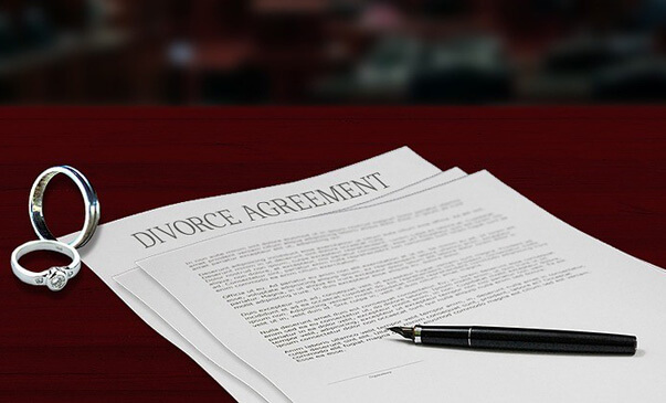 divorce papers in Woodbridge, Vaughan & York Region
