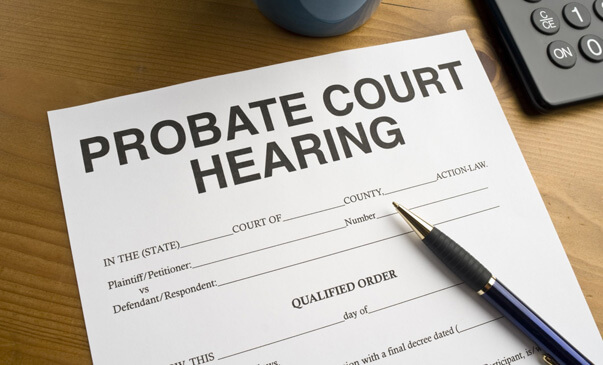 probate a will in Woodbridge, Vaughan & York Region